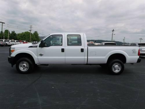 2011 Ford Super Duty F 350 Srw Crew Cab Pickup Xl Crew Cab 4X4 29883095