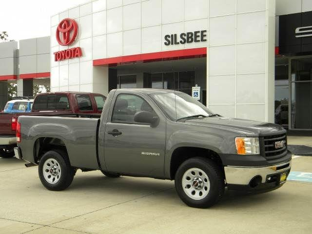 2011 gmc sierra 1500 work truck for sale in silsbee texas classified. Black Bedroom Furniture Sets. Home Design Ideas