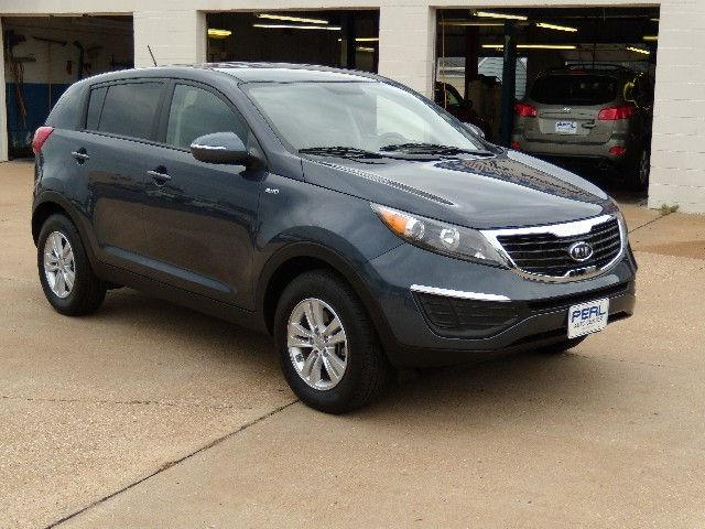 2011 kia sportage lx for sale in coffeyville kansas classified. Black Bedroom Furniture Sets. Home Design Ideas