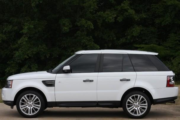 2011 land rover range rover sport for sale in solon ohio. Black Bedroom Furniture Sets. Home Design Ideas
