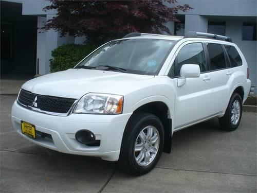 2011 mitsubishi endeavor suv se for sale in albany oregon. Black Bedroom Furniture Sets. Home Design Ideas