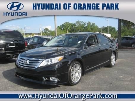 2011 toyota avalon for sale in jacksonville florida classified. Black Bedroom Furniture Sets. Home Design Ideas