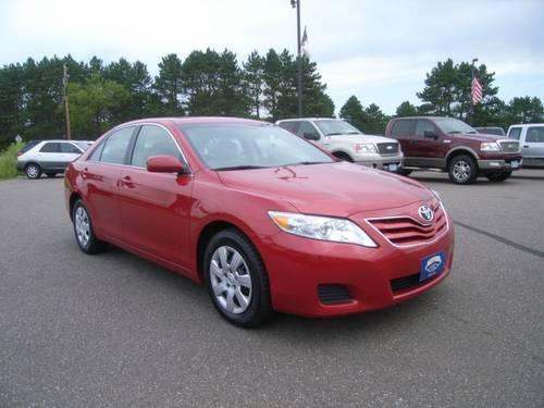 2011 toyota camry sedan 4 door for sale in isanti. Black Bedroom Furniture Sets. Home Design Ideas