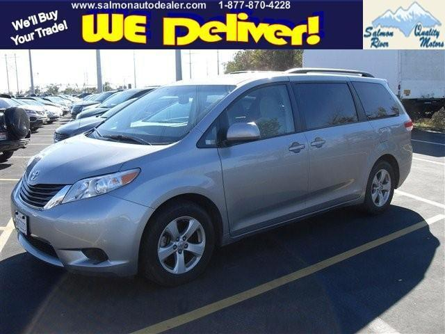 2011 toyota sienna for sale in salmon idaho classified. Black Bedroom Furniture Sets. Home Design Ideas