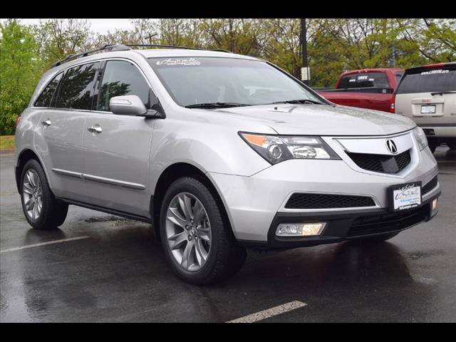 2012 ACURA MDX SH-AWD 4dr SUV w/Advance Package for Sale in Denver, Colorado Classified ...