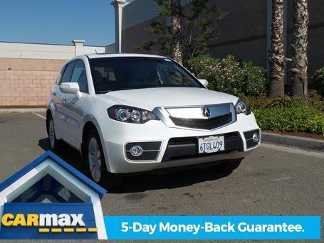 2012 Acura RDX w/Tech 4dr SUV w/Technology Package for Sale in Fresno, California Classified ...