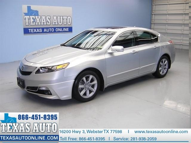 2012 Acura TL 3.5 Webster, TX for Sale in Fondren, Texas Classified | AmericanListed.com
