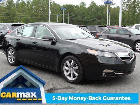 2012 Acura TL Base 4dr Sedan