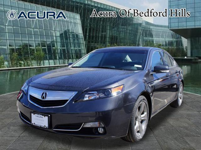 2012 Acura TL SH-AWD 4dr Sedan 6A w/Technology Package