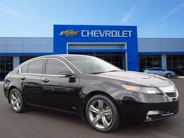 2012 Acura TL w/Advance 4dr Sedan w/Advance Package