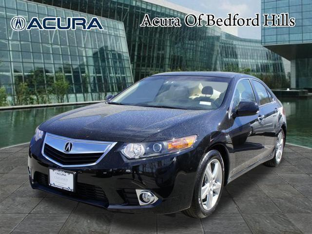 2012 Acura TSX Base 4dr Sedan