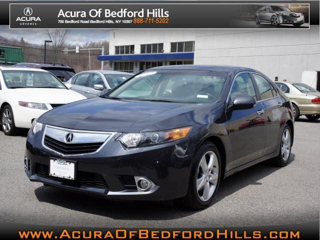 2012 Acura TSX Base 4dr Sedan w/Technology Package TECH