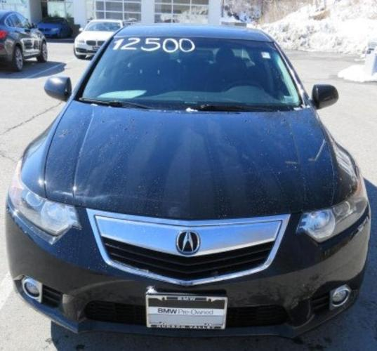 2012 Acura TSX w/Tech 4dr Sedan w/Technology Package