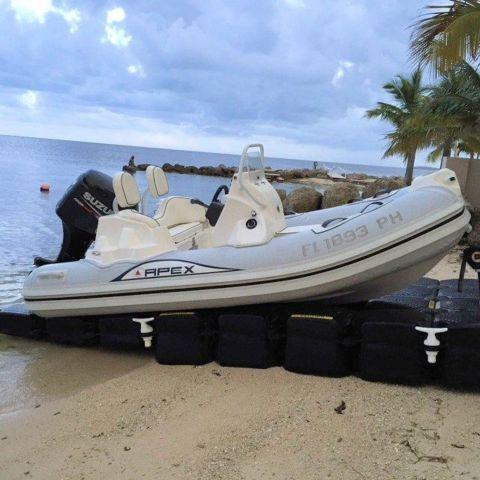 2012 Apex Inflatable Tender For Sale In Cross Key Florida