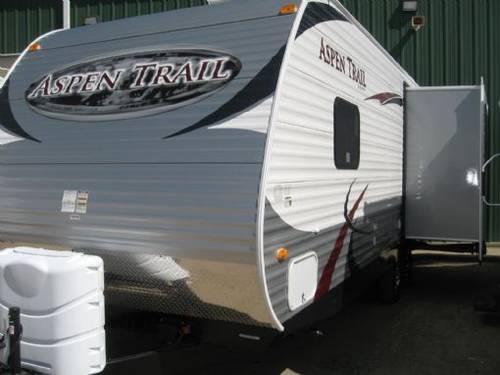 2012 Aspen Trail 2460rls Rear Livingroom For Sale In Butte