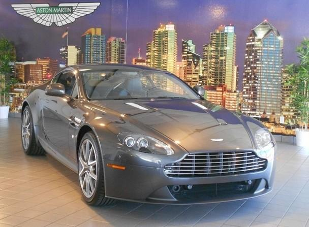 2012 aston martin v8van for sale in san diego california. Black Bedroom Furniture Sets. Home Design Ideas