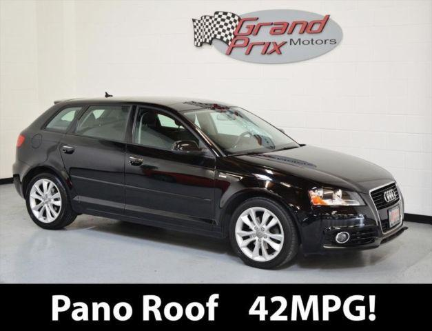 2012 audi a3 2 0 tdi premium wagon one owner pano roof for. Black Bedroom Furniture Sets. Home Design Ideas