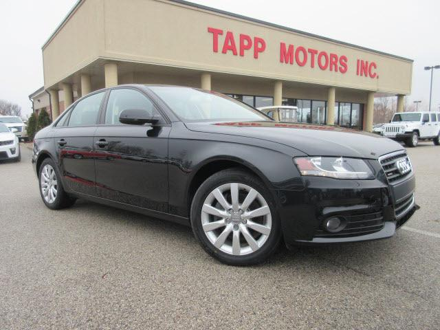 2012 audi a4 2 0t premium owensboro ky for sale in owensboro kentucky classified. Black Bedroom Furniture Sets. Home Design Ideas
