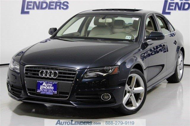 2012 audi a4 awd 2 0t quattro premium plus 4dr sedan 8a. Black Bedroom Furniture Sets. Home Design Ideas