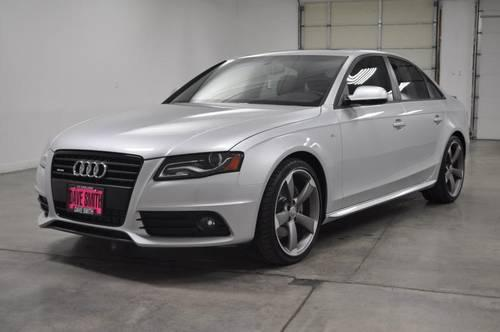 2012 audi a4 car a4 for sale in kellogg idaho classified. Black Bedroom Furniture Sets. Home Design Ideas