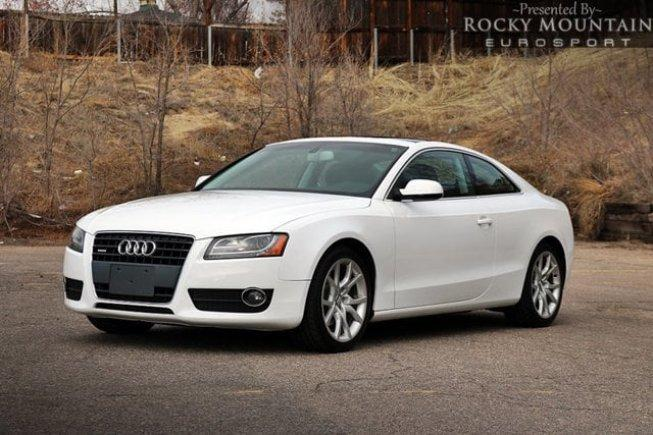 2012 Audi A5 20t Prestige Quattro Coupe For Sale In Denver