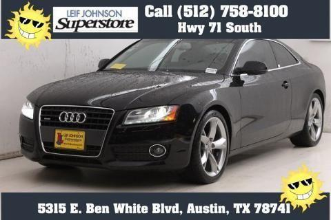2012 audi a5 2 door coupe for sale in buda texas classified - 2012 audi a5 coupe for sale ...
