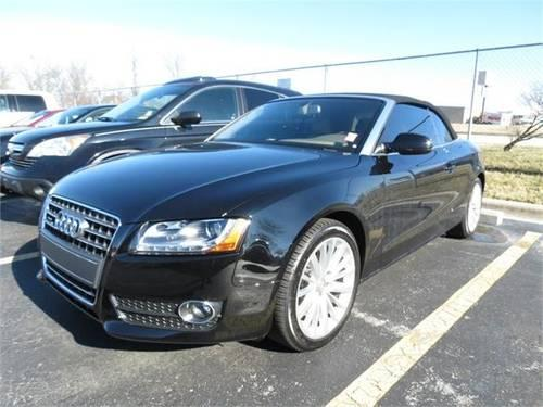 2012 audi a5 2d convertible 2 0t premium for sale in springfield missouri classified - 2012 audi a5 coupe for sale ...