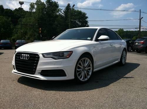 2012 audi a6 4dr car 3 0t prestige for sale in allamuchy. Black Bedroom Furniture Sets. Home Design Ideas