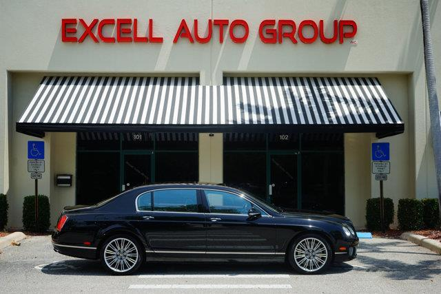 2012 Bentley Continental Flying Spur Speed Base AWD 4dr