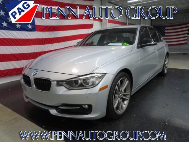 2012 BMW 3 Series 335i 335i 4dr Sedan SA