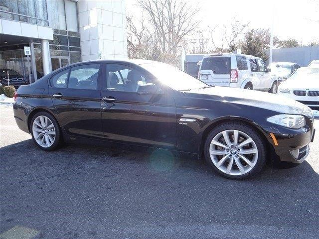 2012 bmw 5 series 4dr car 535i xdrive for sale in dix. Black Bedroom Furniture Sets. Home Design Ideas