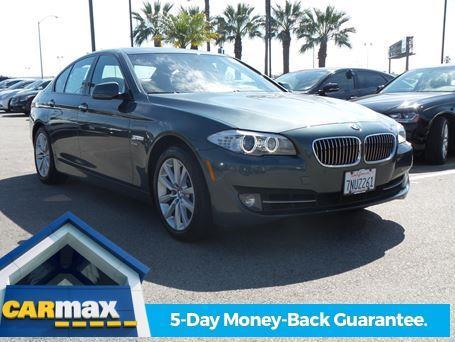 2012 BMW 5 Series 528i xDrive AWD 528i xDrive 4dr Sedan