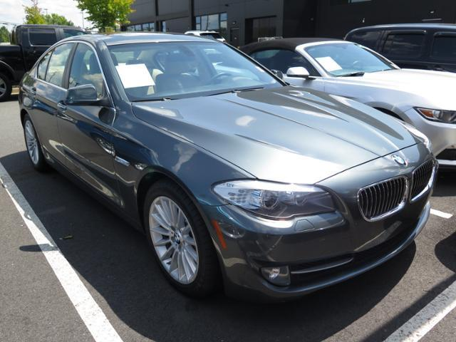 2012 BMW 5 Series 535i 535i 4dr Sedan