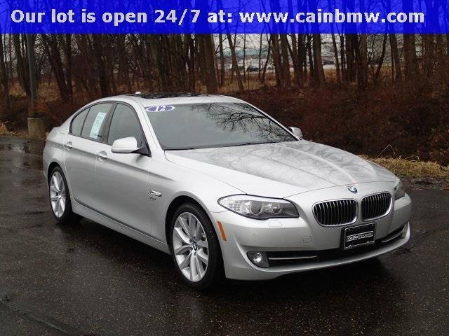 2012 BMW 5 Series 535i xDrive AWD 535i xDrive 4dr Sedan