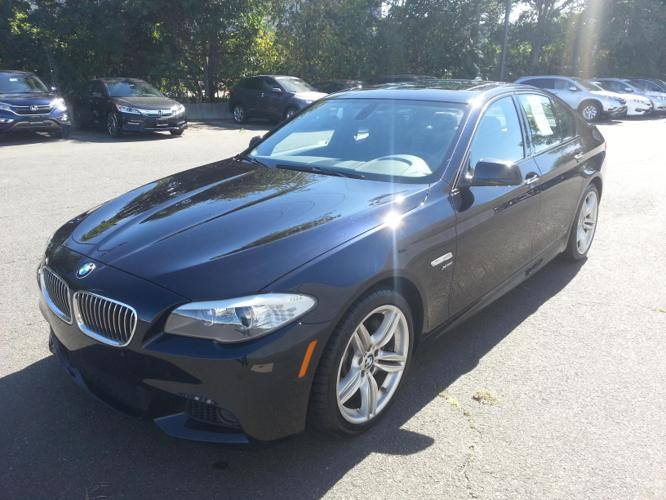 2012 bmw 5 series 535i xdrive awd 535i xdrive 4dr sedan. Black Bedroom Furniture Sets. Home Design Ideas