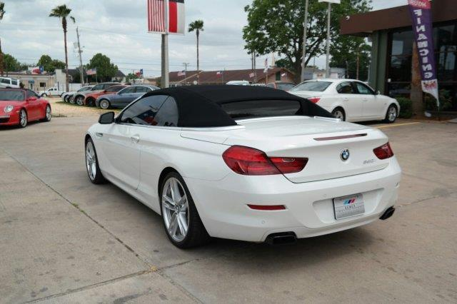 2012 bmw 6 series 650i 650i 2dr convertible for sale in houston texas classified. Black Bedroom Furniture Sets. Home Design Ideas