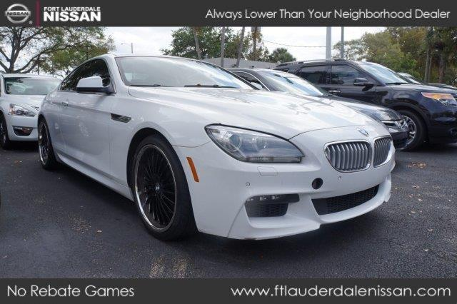 2012 BMW 6 Series 650i 650i 2dr Coupe