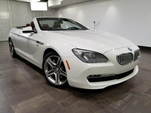 2012 BMW 6 Series 650i xDrive AWD 650i xDrive 2dr