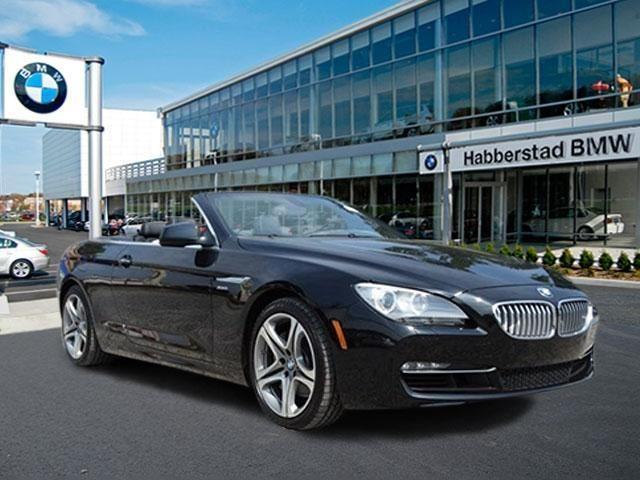 2012 bmw 6 series convertible 650i xdrive for sale in dix hills new york classified. Black Bedroom Furniture Sets. Home Design Ideas
