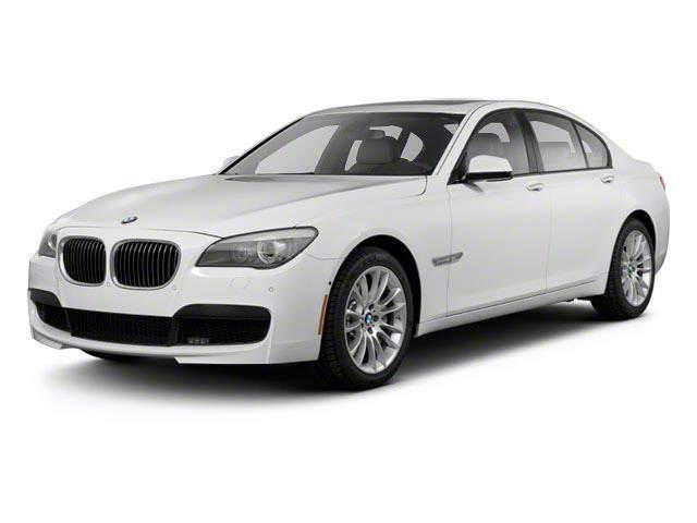 2012 BMW 7 Series 750i 750i 4dr Sedan