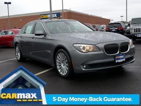 2012 BMW 7 Series ALPINA B7 LWB xDrive AWD ALPINA B7