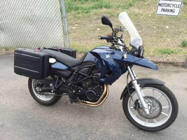 2012 bmw f 650 gs for sale in boise idaho classified. Black Bedroom Furniture Sets. Home Design Ideas
