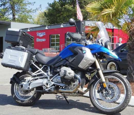2012 BMW R 1200 GS For Sale In Port Orchard, Washington