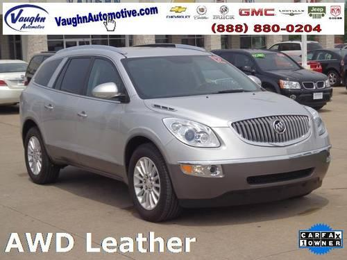 2012 buick enclave 4d sport utility leather group for sale in bladensburg iowa classified. Black Bedroom Furniture Sets. Home Design Ideas
