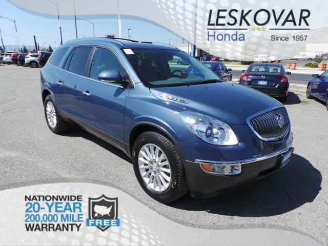 2012 Buick Enclave Leather AWD Leather 4dr Crossover