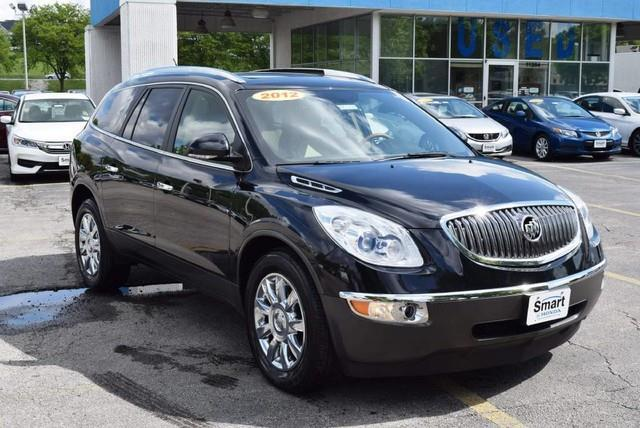 2012 buick enclave leather awd leather 4dr suv for sale in des moines iowa classified. Black Bedroom Furniture Sets. Home Design Ideas
