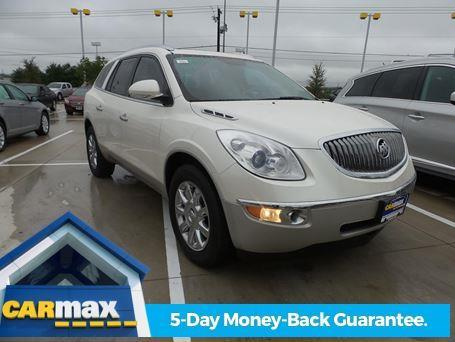 2012 Buick Enclave Leather Leather 4dr SUV
