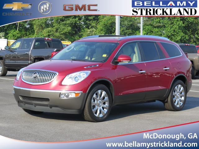 2012 buick enclave premium mcdonough ga for sale in mcdonough georgia classified. Black Bedroom Furniture Sets. Home Design Ideas