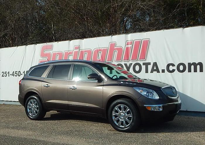 2012 Buick Enclave Premium Premium 4dr SUV