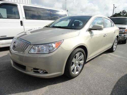 2012 buick lacrosse 4dr car premium 1 for sale in pensacola florida classified. Black Bedroom Furniture Sets. Home Design Ideas